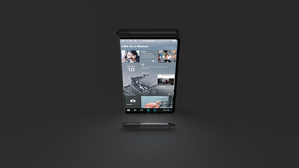 Concept Surface Phone (ảnh 8)