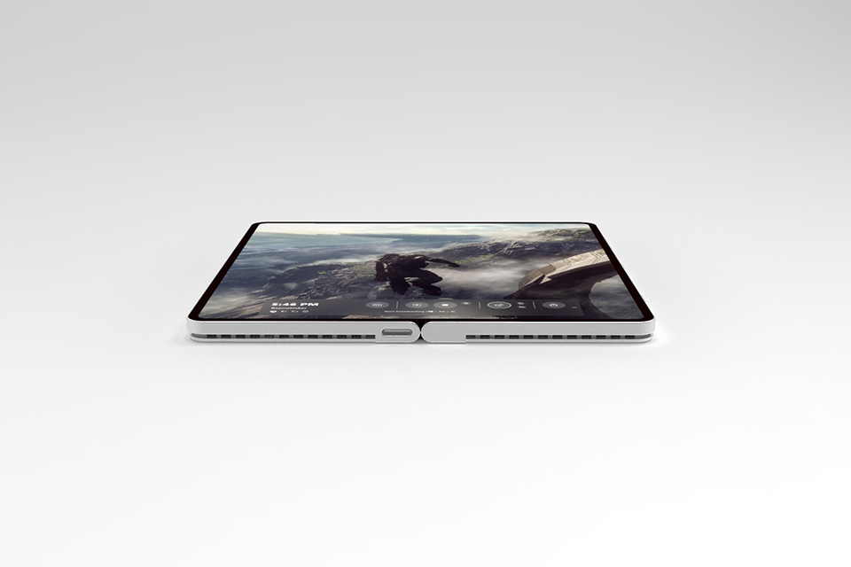 Concept Surface Phone (ảnh 12)