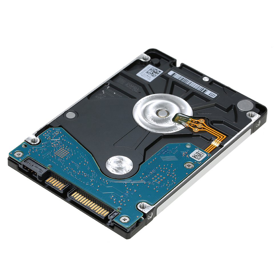 Ổ cứng HDD.