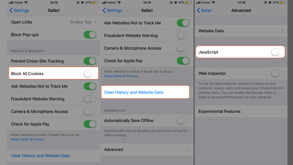 [Hướng dẫn] Khắc phục các vấn đề phổ biến trên iPhone/ iPad (Ảnh 4)