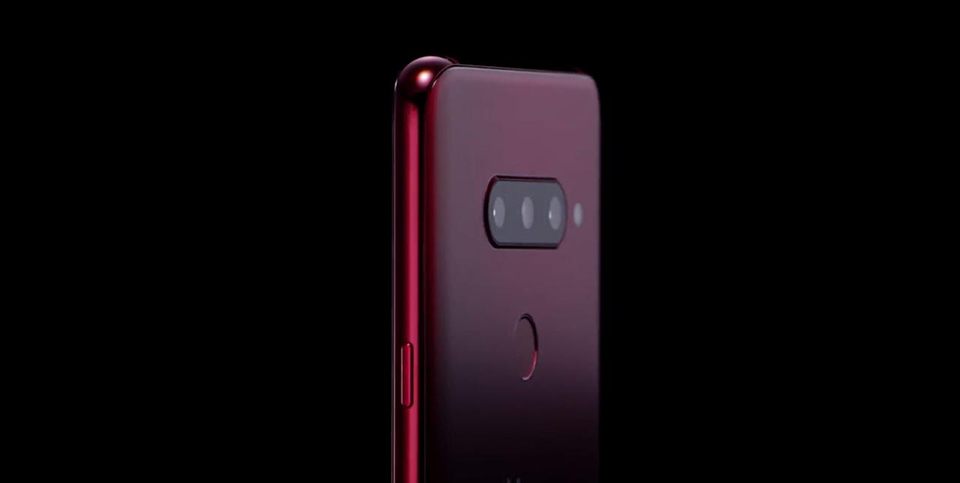 Video teaser LG V40 ThinQ (ảnh 3)