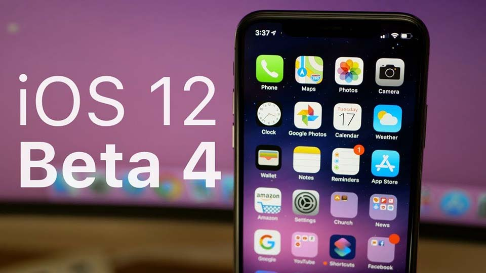 Apple ra mắt iOS 12.1 beta 4 (ảnh 1)
