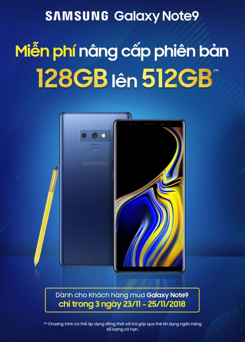 Note9 512GB