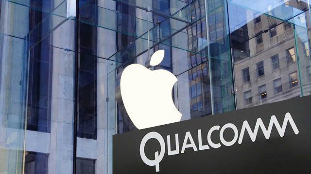 Apple và Qualcomm