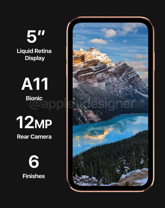 Ngắm concept iPod touch 2019 đẹp lung linh 2