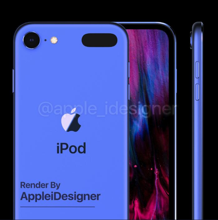 Ngắm concept iPod touch 2019 đẹp lung linh 7