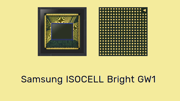 ISOCELL Bright GW1 64 MP