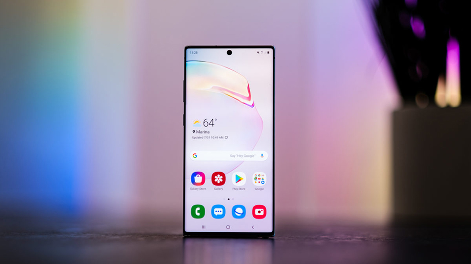 So sánh Galaxy Note 10 và iPhone XS (ảnh 4)